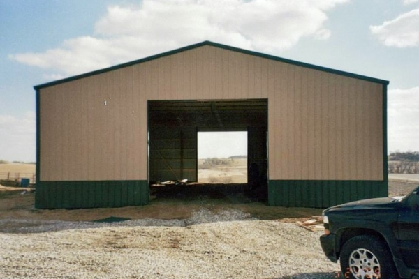 Gallery: Pole & Horse Barn Projects Near Spencer WV ...
