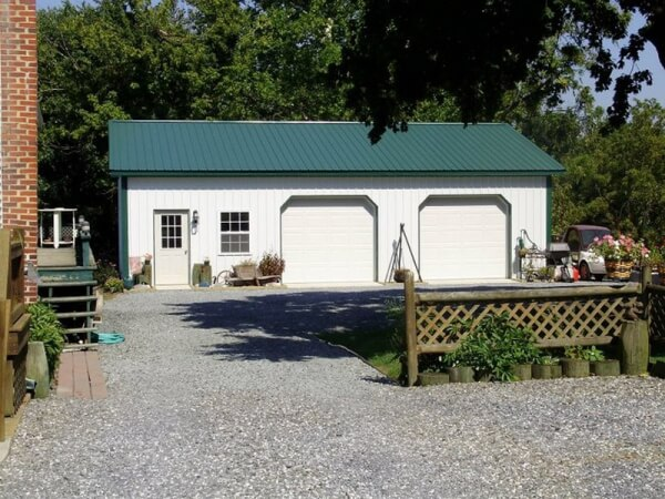 Our Buildings - Pole Barns & Horse Barns Spencer WV | Eastern Buildings - 47775_440068043672_282470118672_5057897_4077131_n1