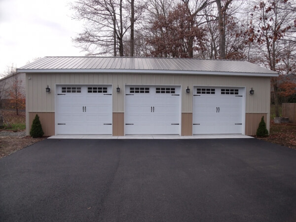 Metal Garages Clarksburg WV - Eastern Buildings - New_Castle_Testimonial
