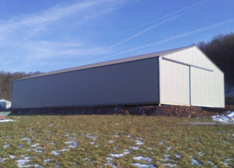 Horse Barn Builders Harrisville WV - Eastern Buildings - jbrown