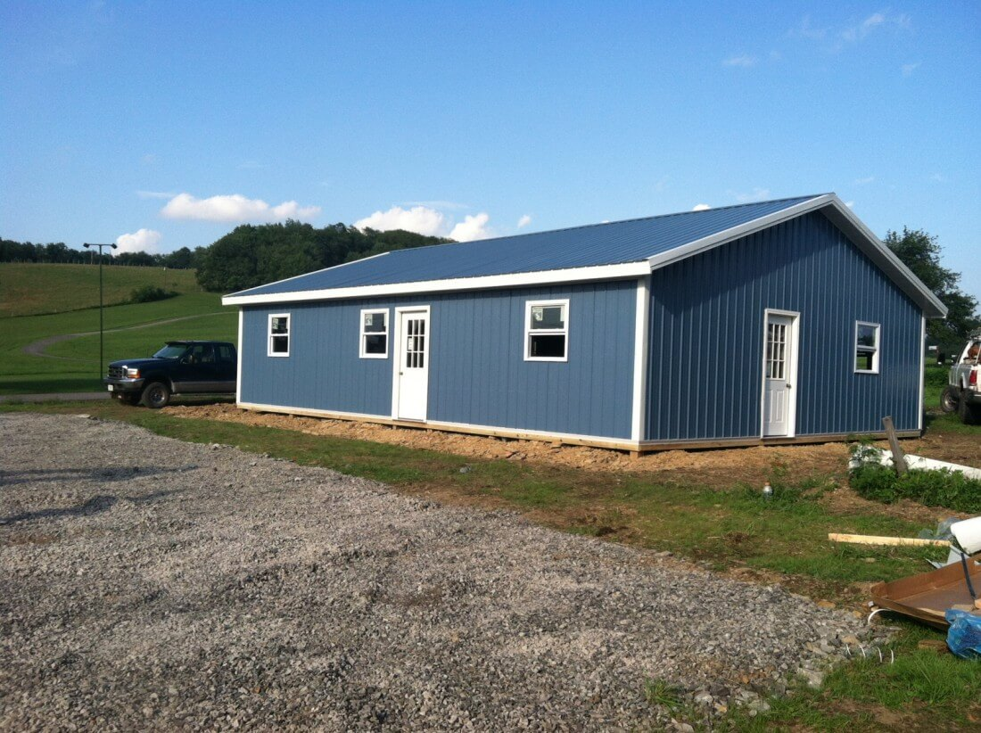 Our Buildings - Pole Barns & Horse Barns Spencer WV | Eastern Buildings - 91613_003