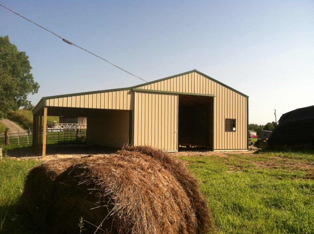 Our Buildings - Pole Barns & Horse Barns Spencer WV | Eastern Buildings - 91613_005